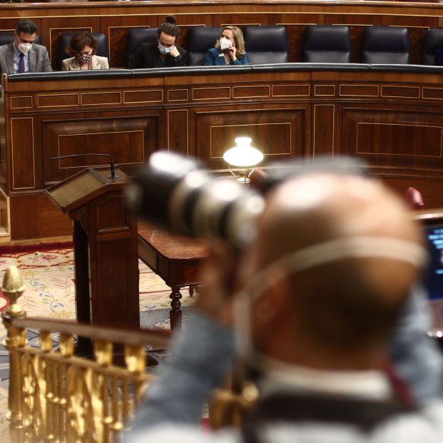 PSOE y Podemos marcan en diciembre su peor dato desde las generales, según el CIS