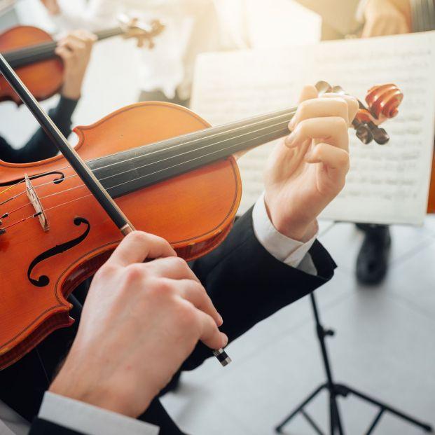 Las lesiones más frecuentes de los músicos (bigstock)