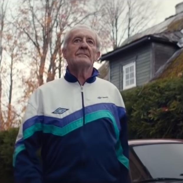El emotivo anuncio navideño de un abuelo con su nieta que ya es viral