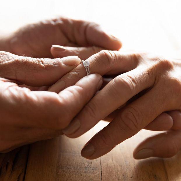 Ventajas de casarse cumplidos los 60 años