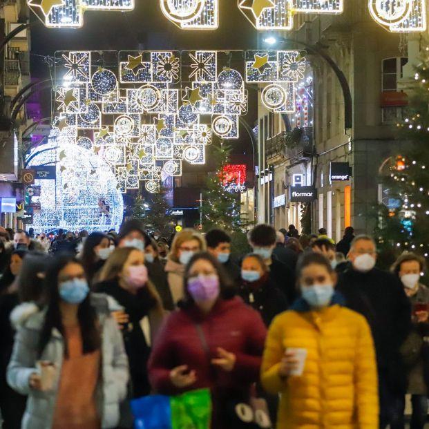 Tiempo: Nochebuena y Navidad vendrán con lluvias y ambiente frío