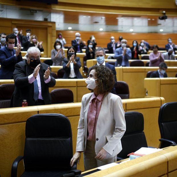 El Senado aprueba este martes la subida de las pensiones