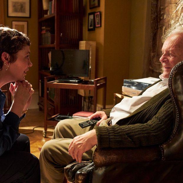 Anthony Hopkins, magistral en 'El padre'