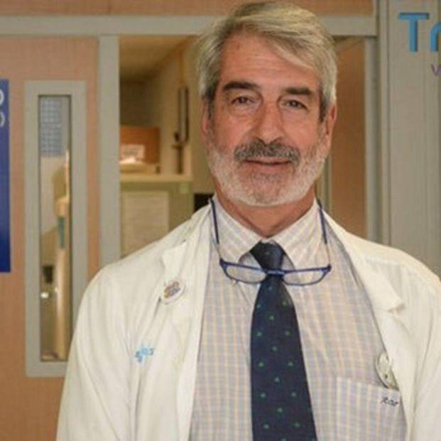 """El virólogo Raúl Lejarazu: """"Probablemente nunca logremos erradicar este coronavirus"""""""
