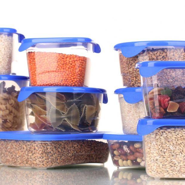 Táper de plástico o de vidrio cuál es mejor (Bigstock)