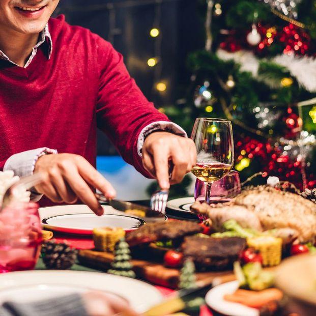Trucos para aprovechar las sobras de la comida de Navidad bigstock