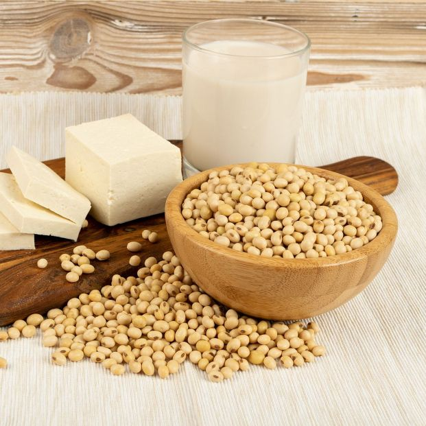 Cinco formas diferentes de consumir soja Foto: bigstock