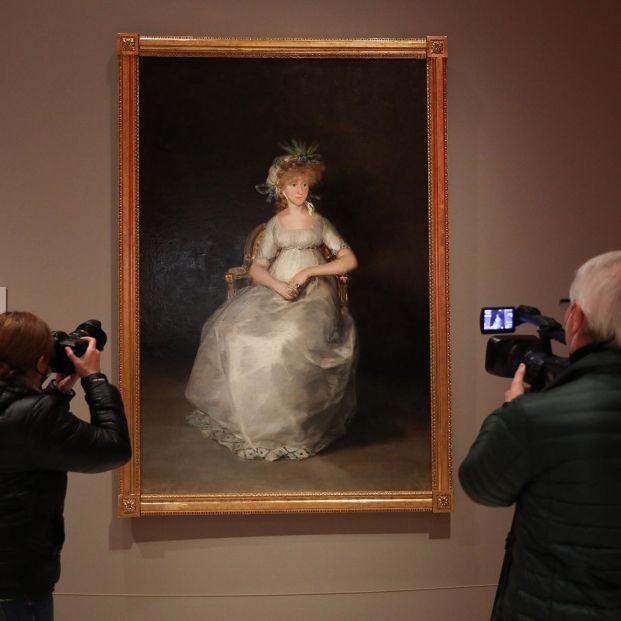 'La condesa de Chinchón' de Goya como nunca antes la habías visto en el Museo del Prado
