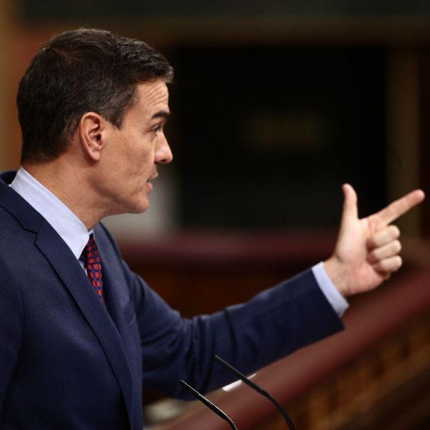 Pedro Sánchez rendirá el martes cuentas de su primer año de Gobierno. Foto: Europa Press