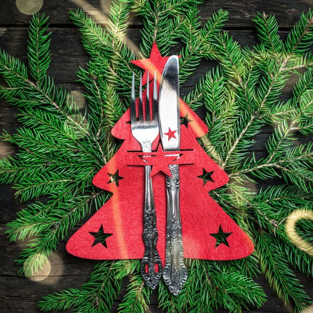 La mesa de Navidad más elegante y barata la encontrarás en el supermercado