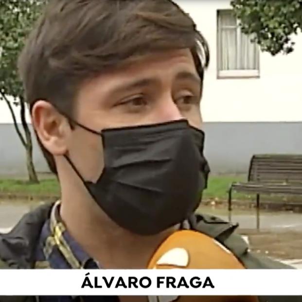Un vecino salva a un bebé de 15 meses que se cayó por una ventana el día de Navidad. Foto: Captura de Antena 3 TV