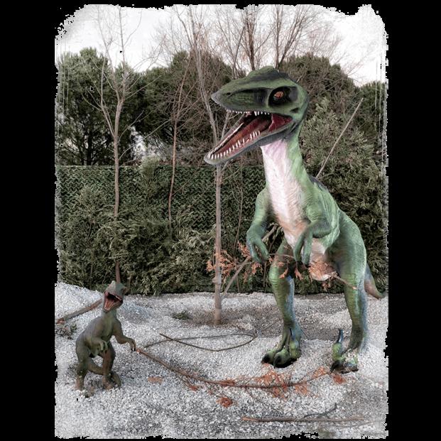 Los dinosaurios toman Madrid con la exposición 'Saurios', hasta el 24 de enero (Foto: web oficial)