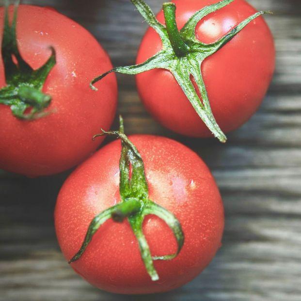 El umami se puede encontrar en los tomates (bigstock)