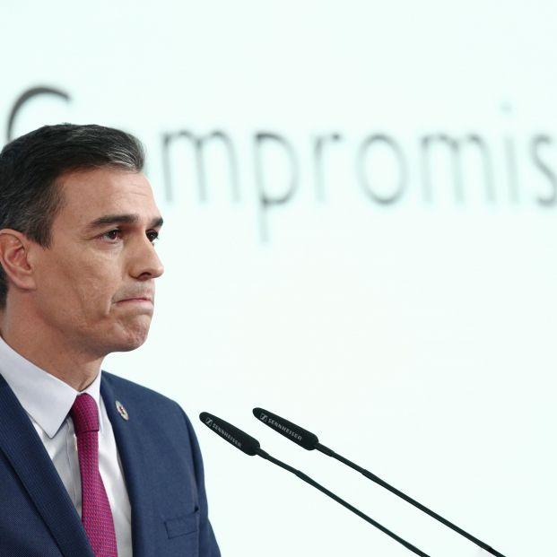 Sánchez asegura que reformará el sistema de pensiones con el acuerdo de todos