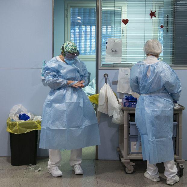 Sanidad comunica 14.089 nuevos casos de coronavirus y 320 muertos