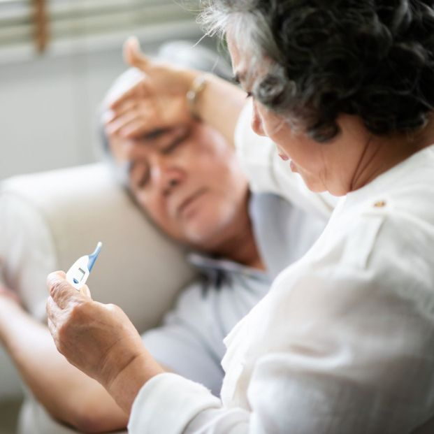 Efectos de la gripe