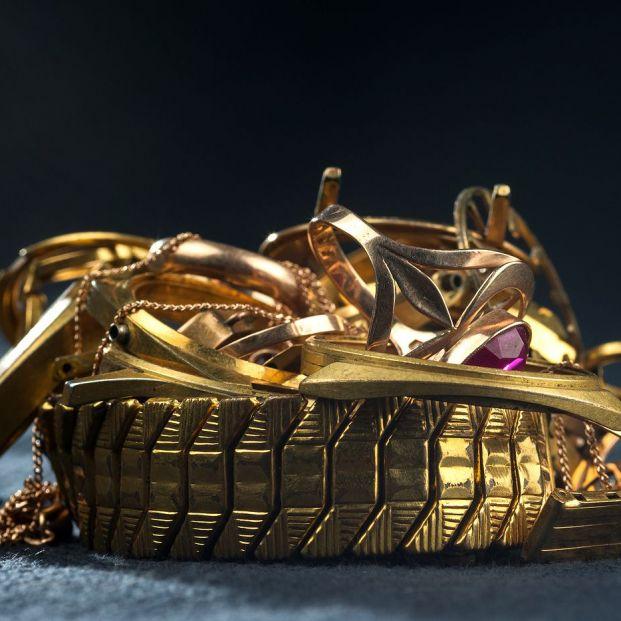 Joyería sostenible: metales preciosos reciclados y diamantes de laboratorio  Foto: bigstock