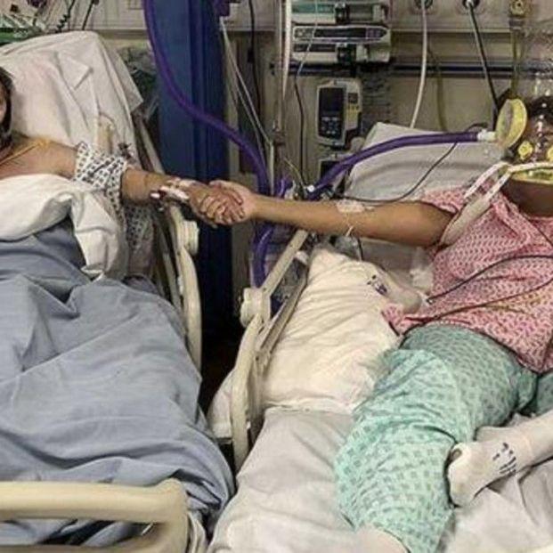 Así fue el desgarrador momento entre una hija y su madre antes de morir por coronavirus