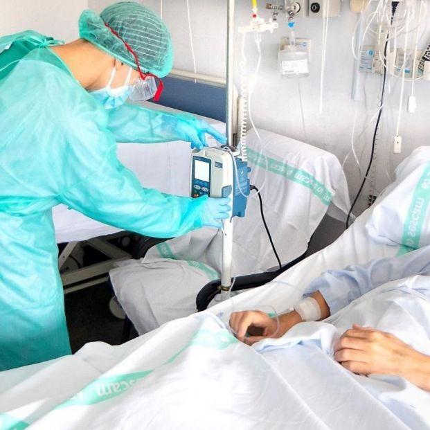 EuropaPress 3505763 afectado coronavirus