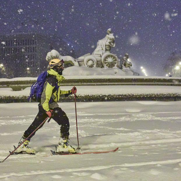 'Filomena': nevada histórica