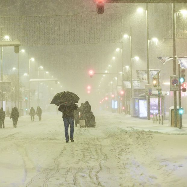"""Gobierno alerta: """"Quedan horas difíciles y en los próximos días las nevadas pasarán a ser heladas"""""""
