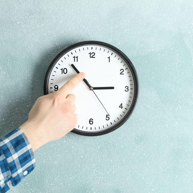 Foto cambio de hora