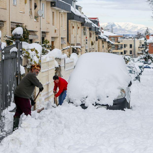 """El Gobierno advierte de que quedan """"horas muy complicadas"""" y del riesgo de las placas de hielo"""