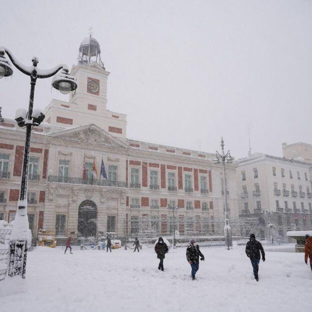España se enfrenta a una ola de frío extremo tras el paso de la borrasca Filomena