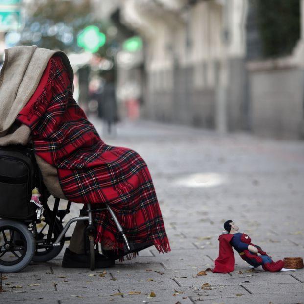 """""""Insuficientes"""" plazas de alojamiento en España para las personas sin hogar"""