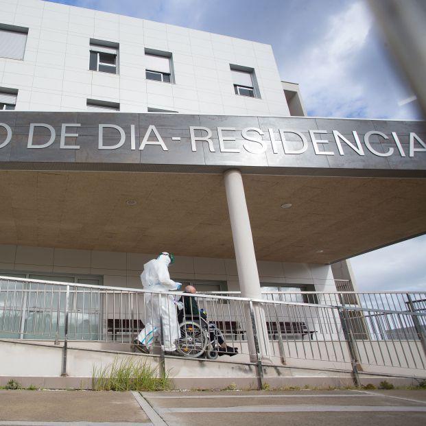 Primeros rebrotes en residencias de mayores vacunadas de Covid