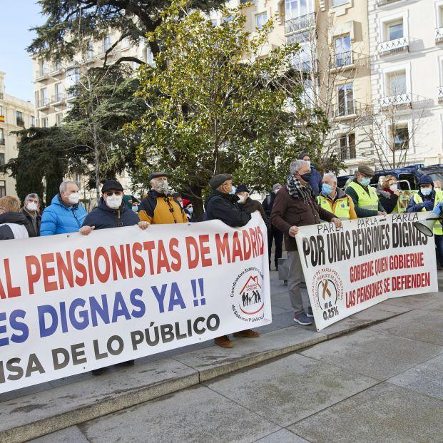 La reforma de las pensiones que no está en el Pacto de Toledo (Jesús Hellín / Europa Press)