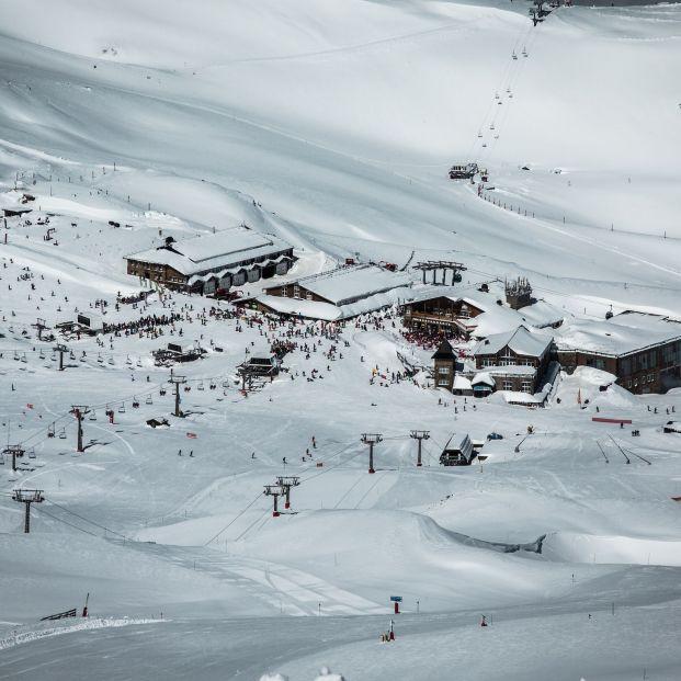 Las mejores estaciones de esquí de España Foto: Sierra Nevada