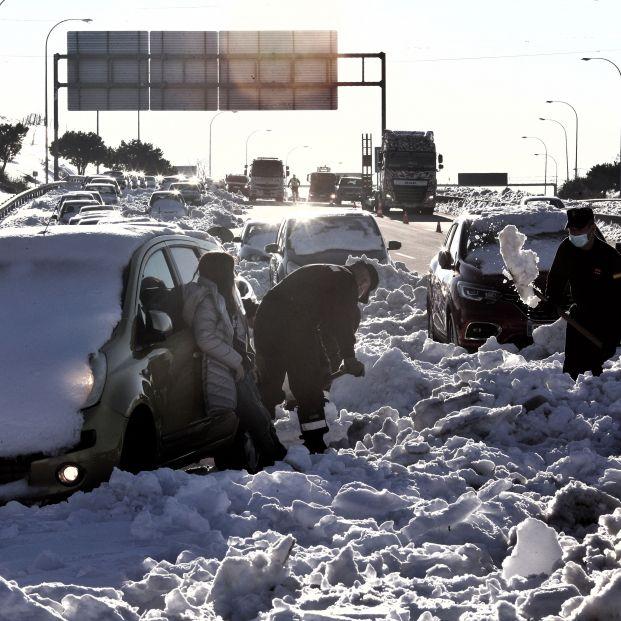 El Consorcio de Seguros no contempla indemnizaciones por nieve