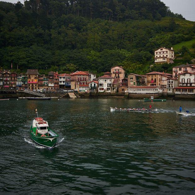 Los pueblos más bonitos de la costa de Guipúzcoa Foto: bigstock
