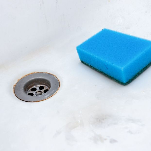 Cómo acabar con las manchas de óxido de la bañera