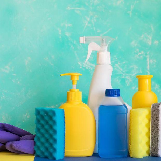 A la hora de desinfectar… ¿lejía o amoniaco? Foto: bigstock