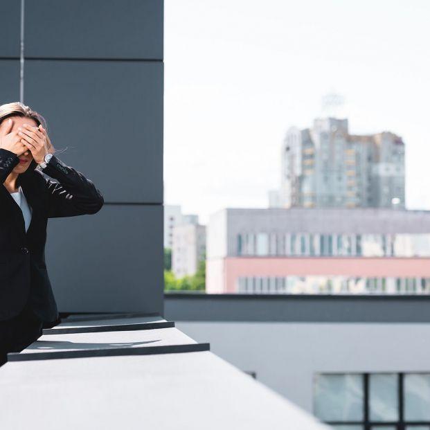 Cómo superar el miedo a las alturas (Foto-Bigstock)