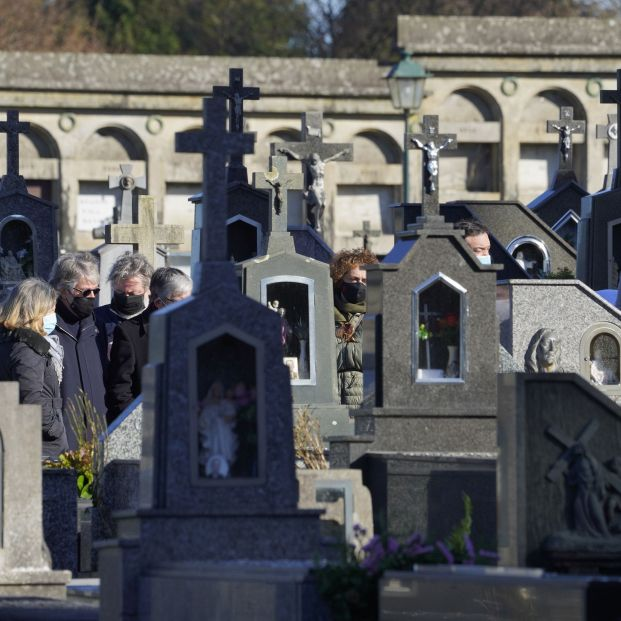 España registró durante 2020 un exceso de mortalidad de 70.703 fallecidos por encima de lo esperado.  Foto: Europa Press