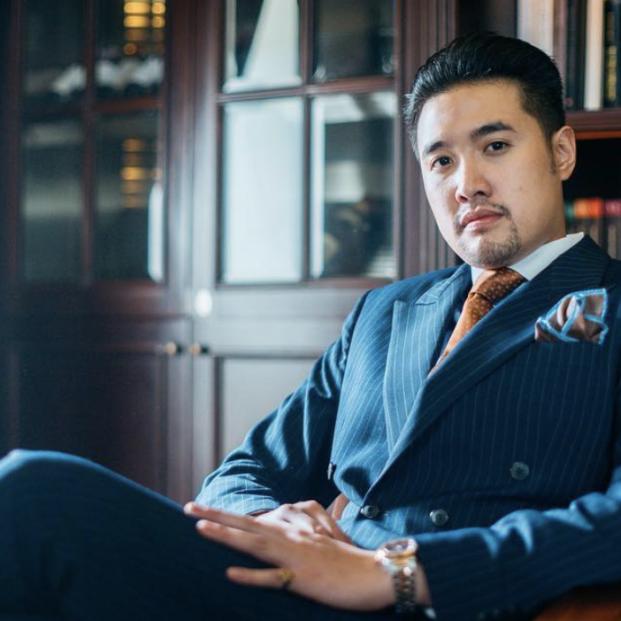 Un extravagante millonario compra todos los billetes de un vuelo para no contagiarse de la covid-19.   Foto: Instagram Richard Muljadi