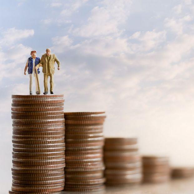 Las tres pensiones que no suben este 2021