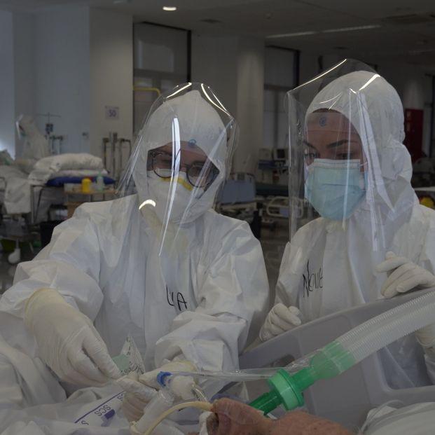 Vuelve el triaje: Los sanitarios exigen un escudo legal para retirar ventiladores a pacientes
