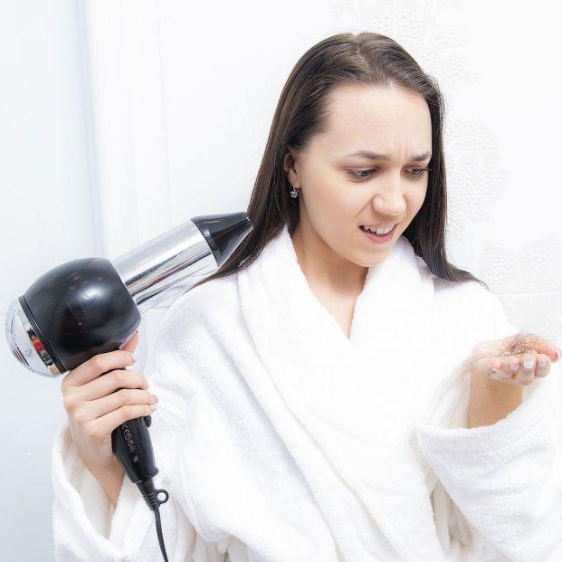 Principio de alopecia en mujeres ¿cuándo detectarlo? Foto: bigstock