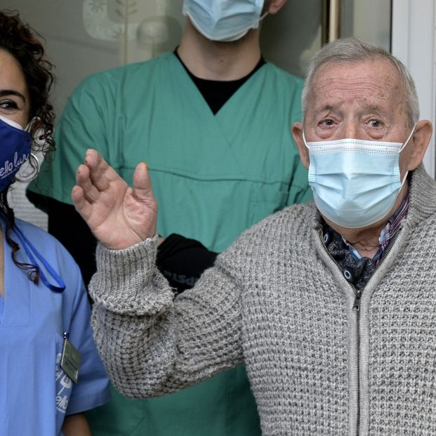"Ángela Domínguez, epidemióloga: ""Las residencias van a verse menos afectadas por la tercera ola"""