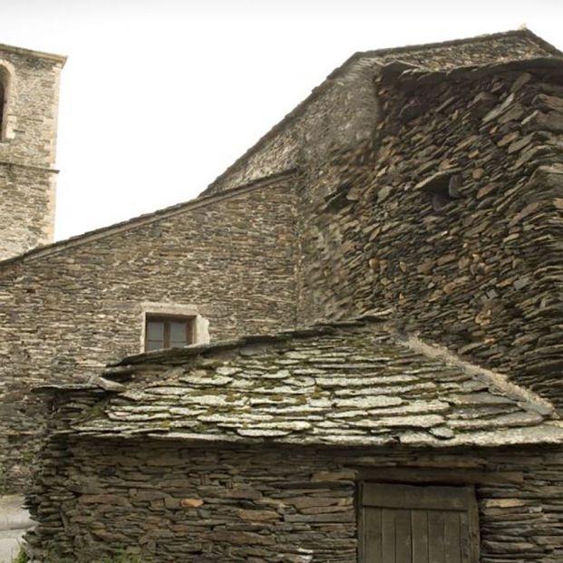 Una visita a los pueblos de la Arquitectura Negra Foto: Diputación de Guadalajara