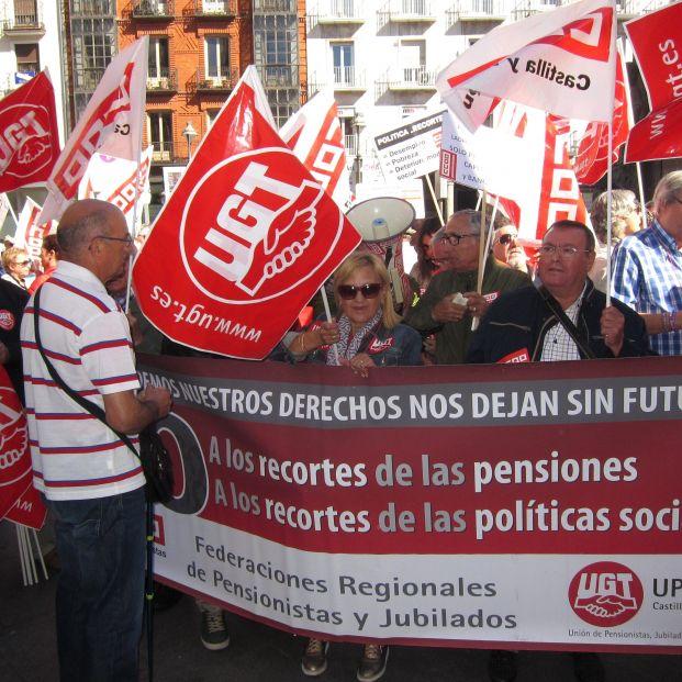 """Sindicatos: """"No vamos a aceptar una ampliación a 35 años del cálculo de la pensión de jubilación"""""""