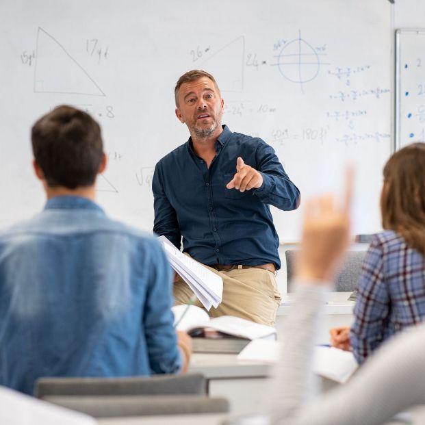 ¿Cómo es la jubilación de los profesores? Foto: bigstock
