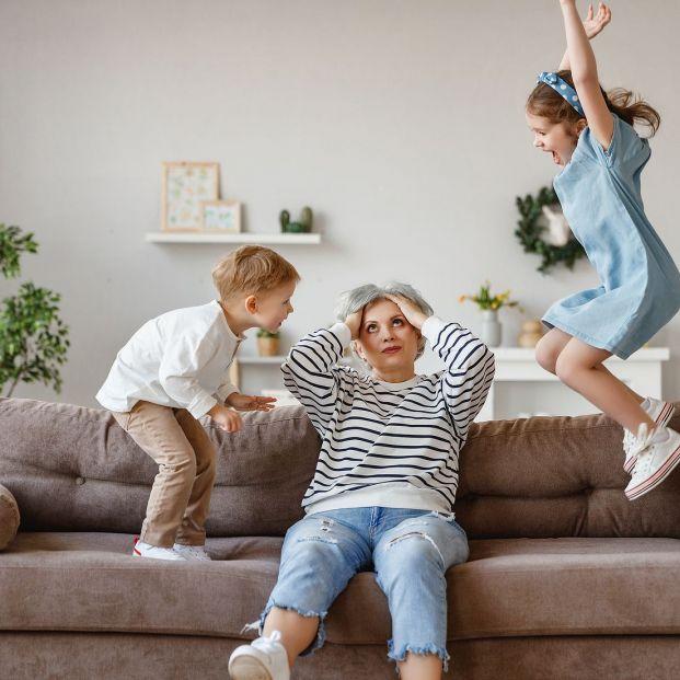 Desde un semáforo a la boda de un hijo: causas del estrés en las personas mayores Foto: bigstock
