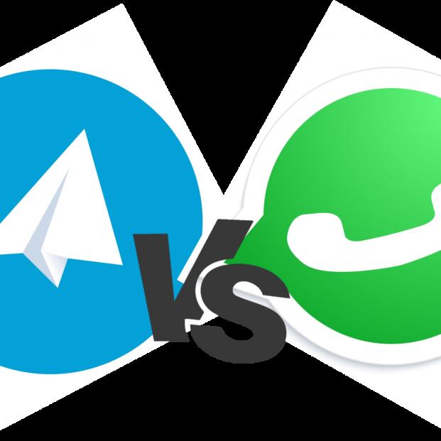 Telegram versus WhatsApp: ¿cuál es mejor?