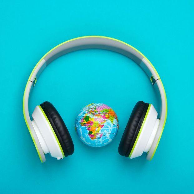 El primer atlas discográfico para hacer turismo musical a través de portadas de discos. Foto: bigstock