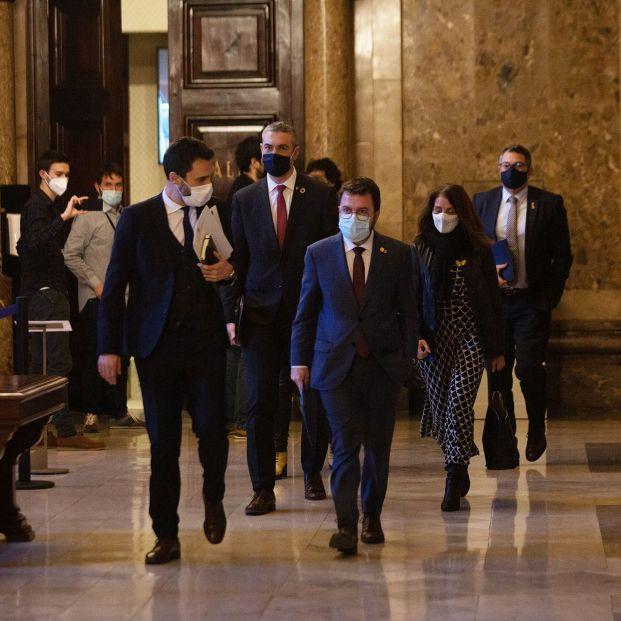 El TSJC suspende el aplazamiento de las elecciones catalanas y mantiene la fecha del 14 de febrero